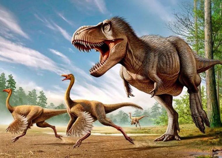 Pengertian Zaman Mesozoikum