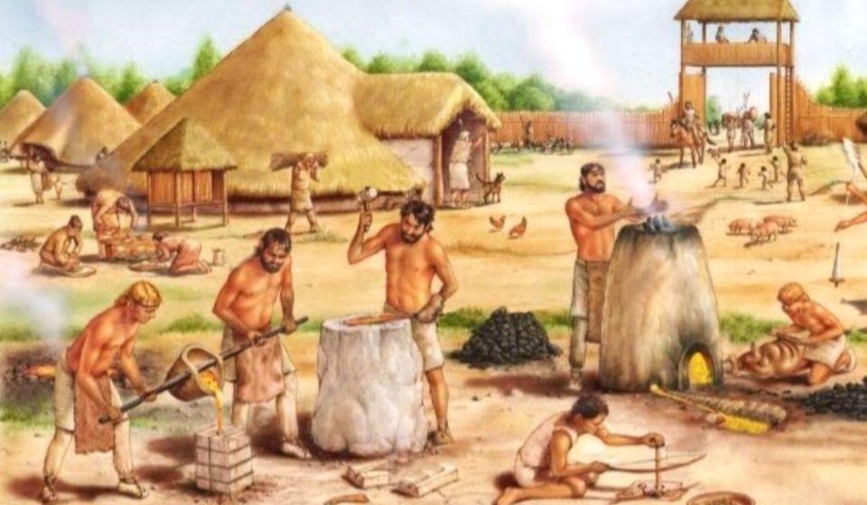 Penyebaran Kebudayaan Dongson
