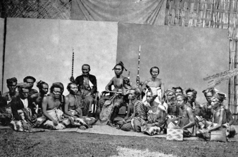 Persebaran Ras Proto Melayu