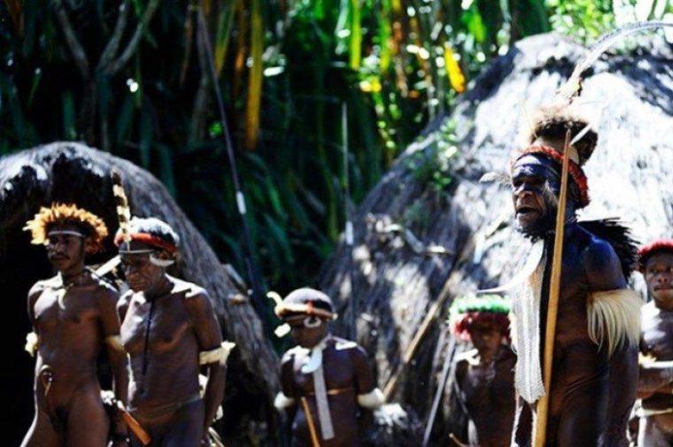 Sejarah Ras Melanesoid