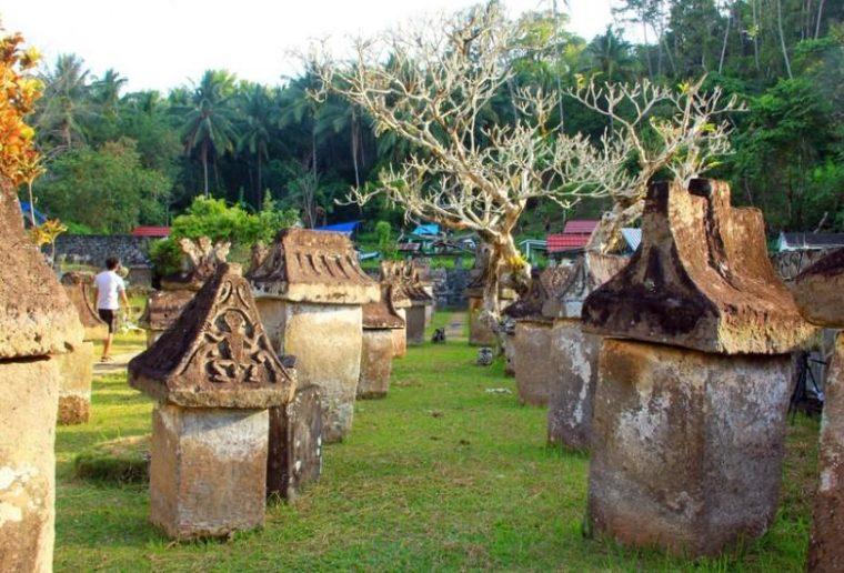 Waruga Zaman Neolitikum