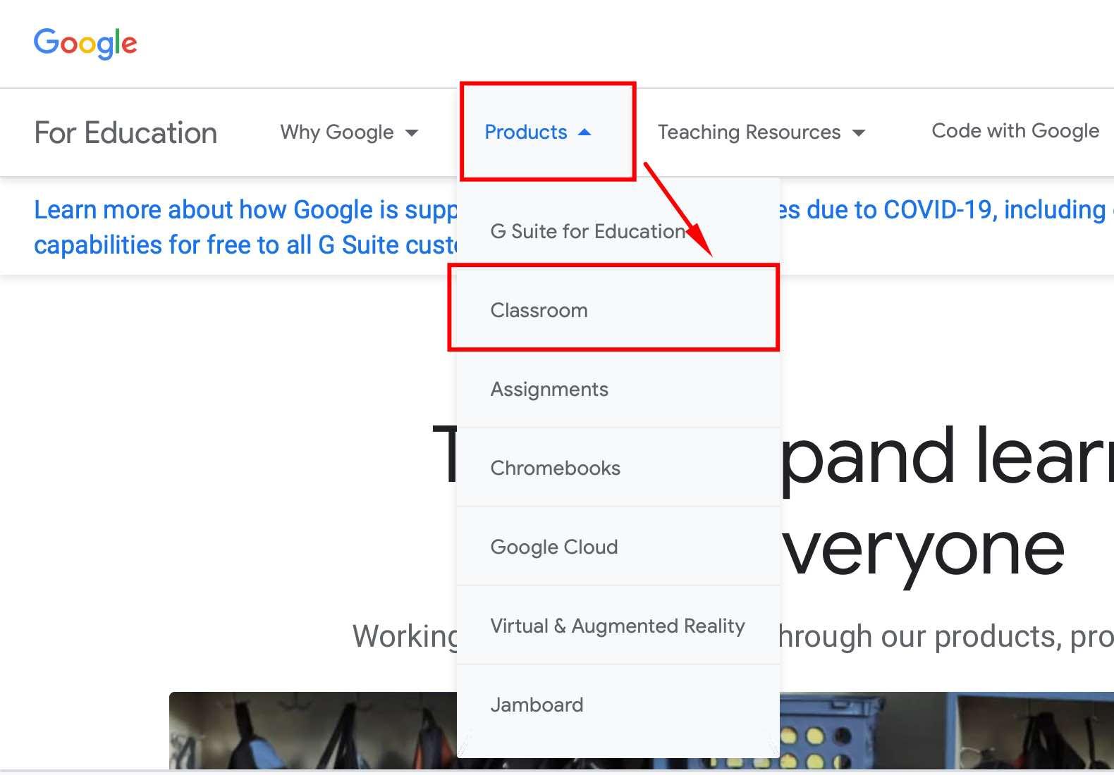 buka situs google edu