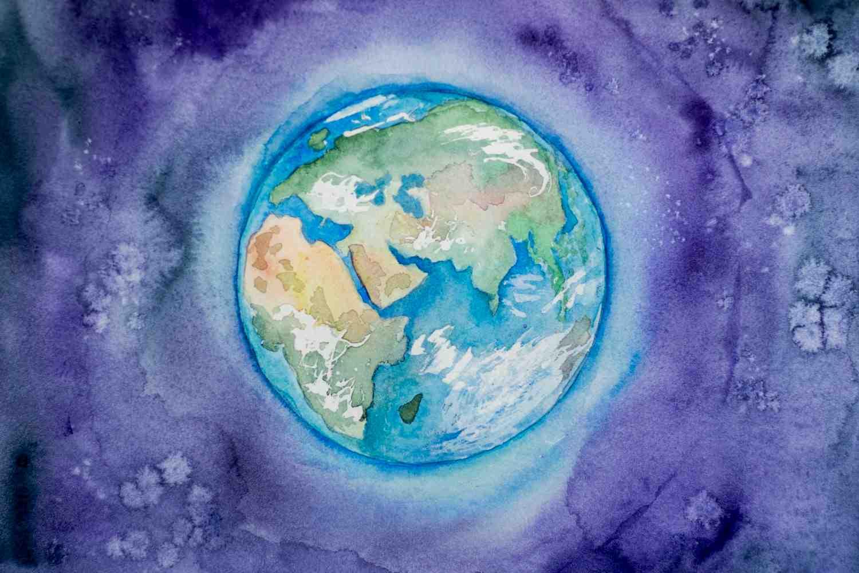 gambar aspek geografi