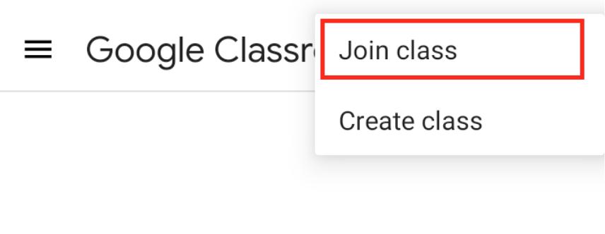 klik join class
