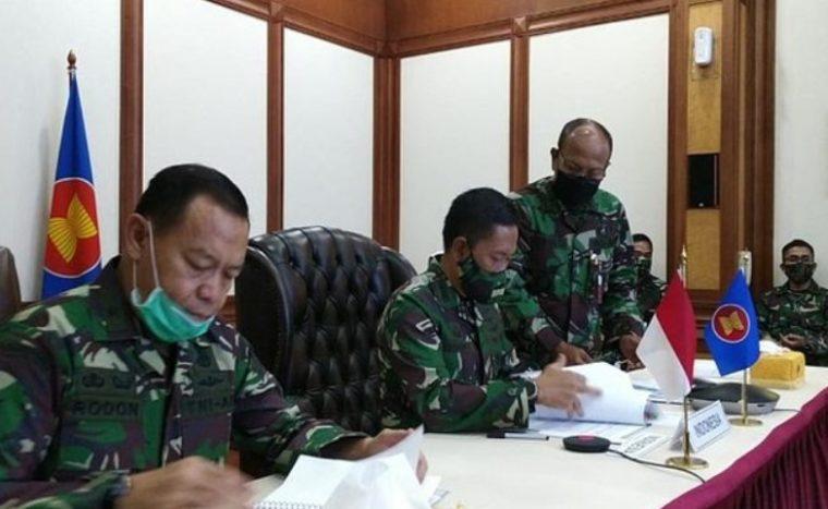 ASEAN Memonopoli Perjanjian Persahabatan dan Kerjasama di Asia Tenggara (TAC)