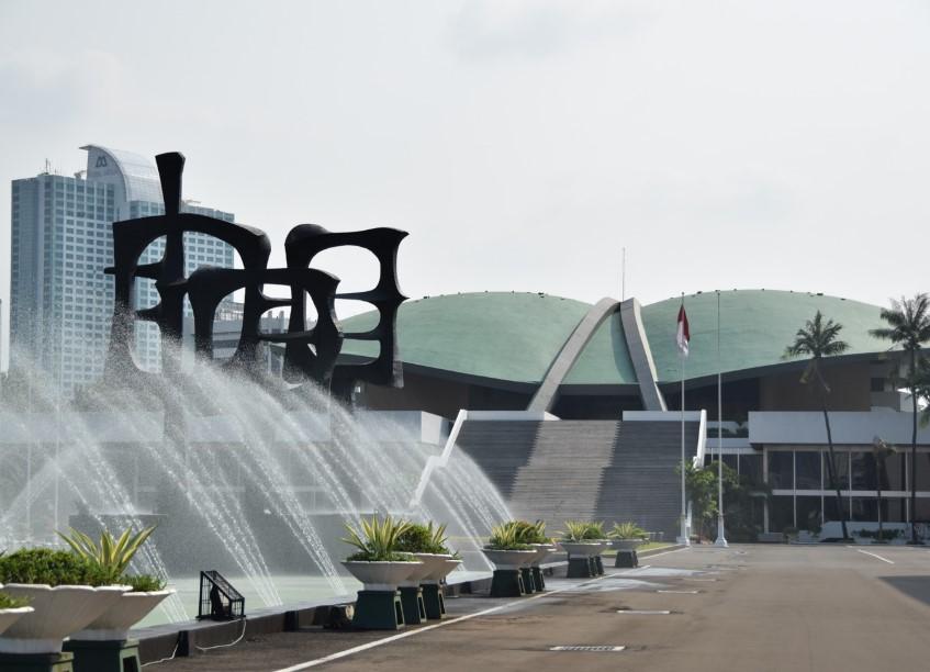 Gambar Thumbnail Struktur Lembaga Negara