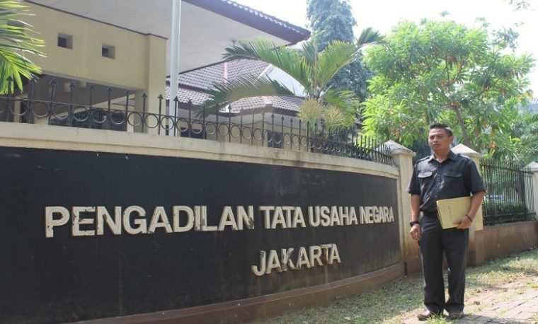 Lembaga Pengadilan Tinggi Tata Usaha Negara