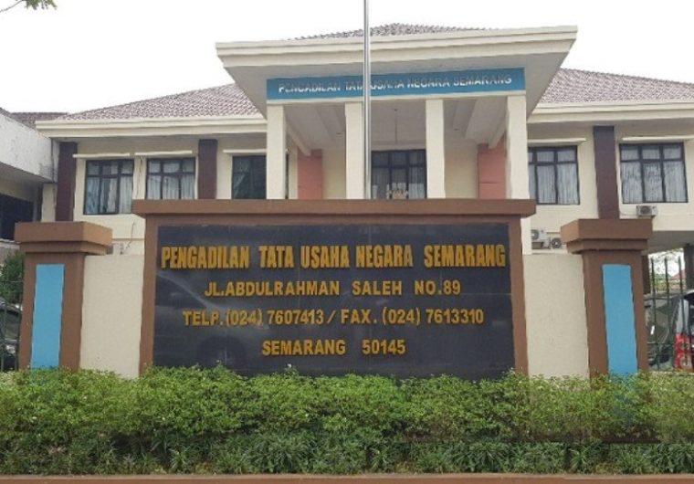 Lembaga Peradilan Tata Usaha Negara