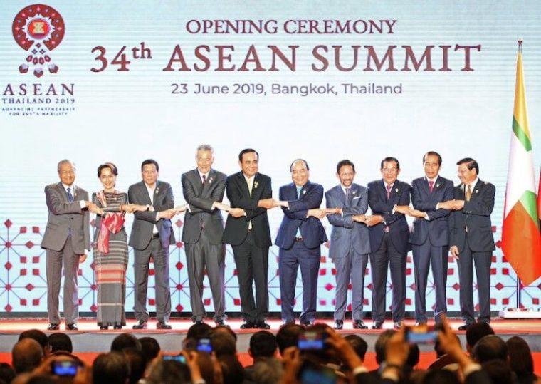 Peranan ASEAN dalam Masalah di Asia Timur