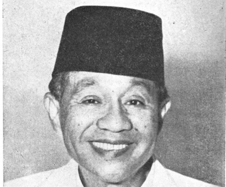 R.A.A Male Wiranatakusumah