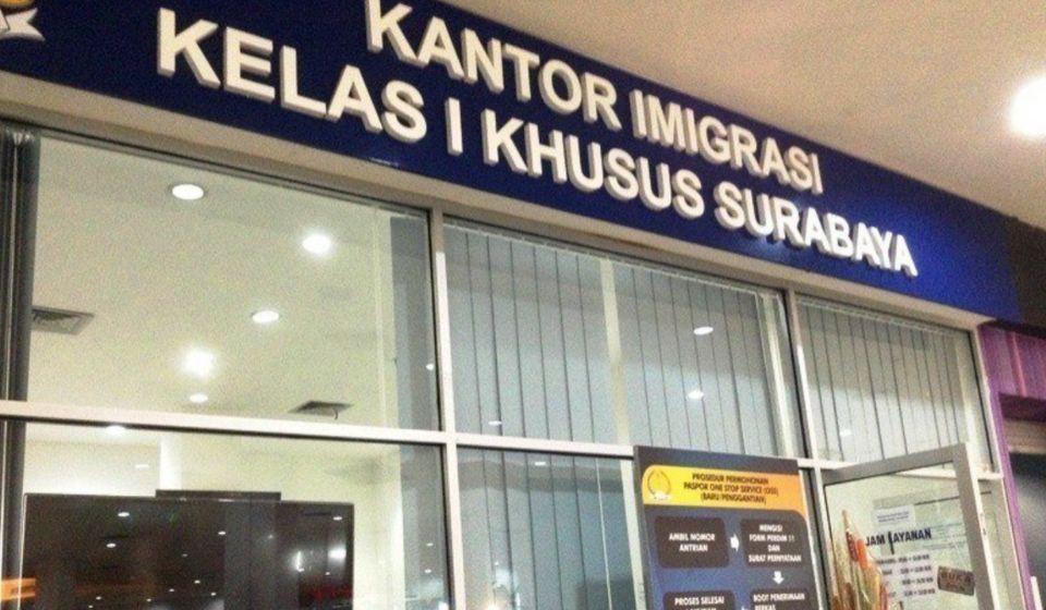 Surat Keterangan Imigrasi