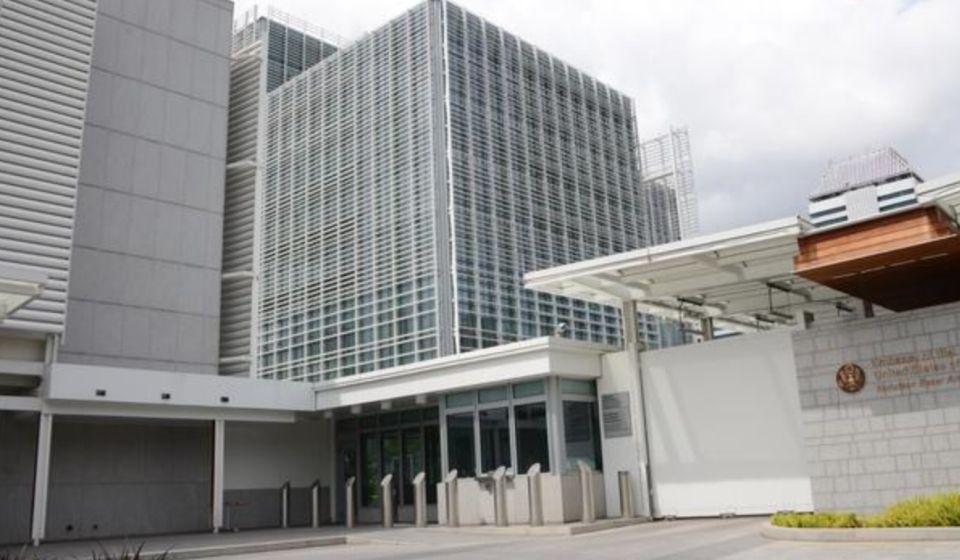 Surat Keterangan dari Kedutaan Besar Negara Pemohon