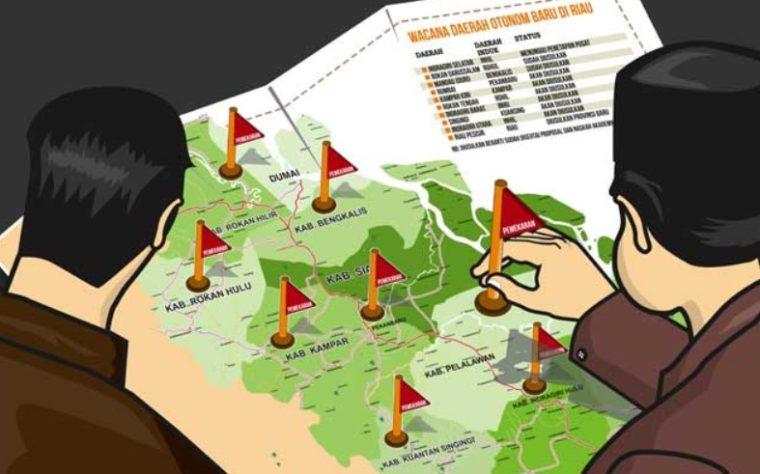 Syarat Pembentukan Daerah Otonom