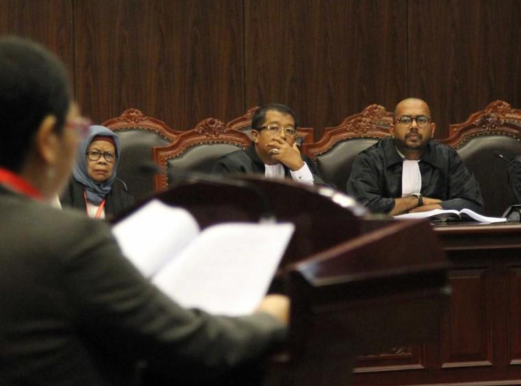 Syarat Pembentukan Pengadilan HAM Ad Hoc