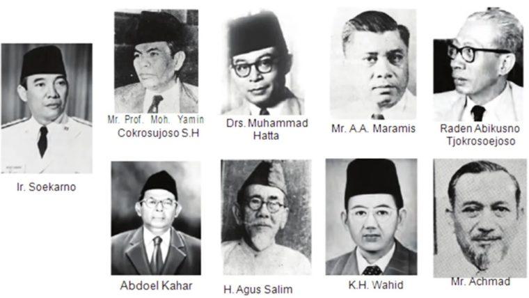 Tokoh Piagam Jakarta