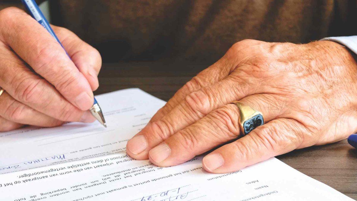5 Contoh Surat Perjanjian Peminjaman Uang Dengan Jaminan