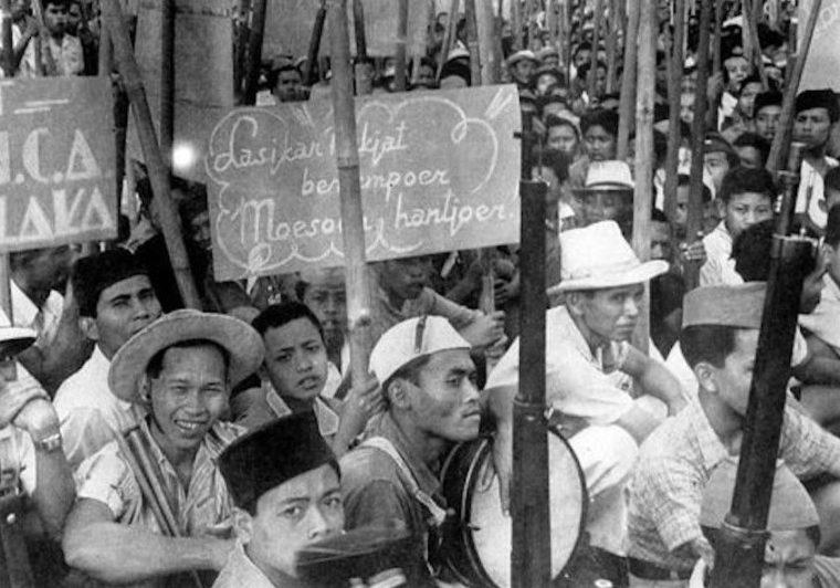 Gerakan Anti Pemerintah Hindia Belanda