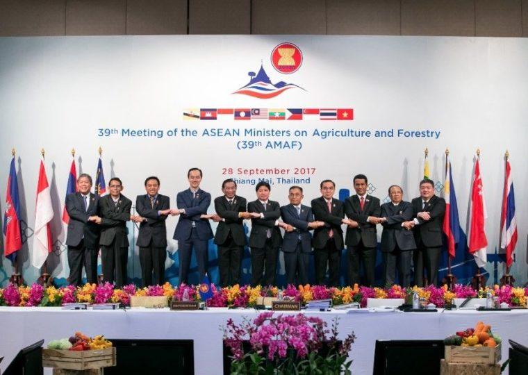 Indonesia Mendukung Ketahanan Pangan ASEAN