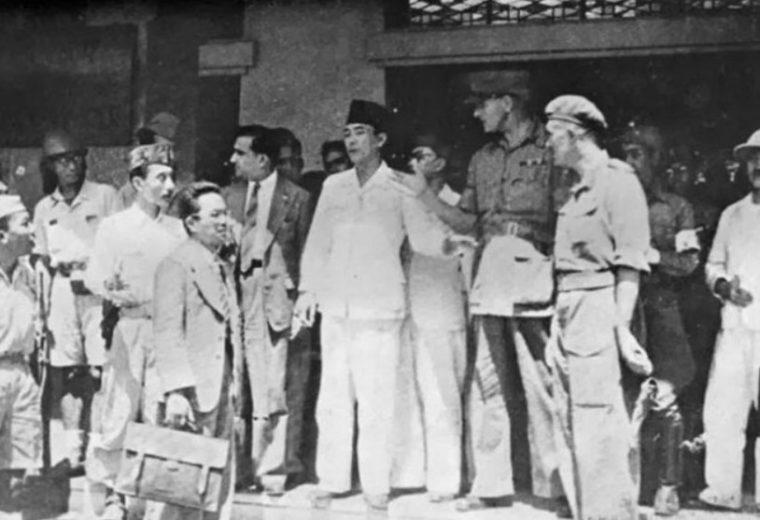 Indonesia Tidak Jatuh ke Tangan Sekutu