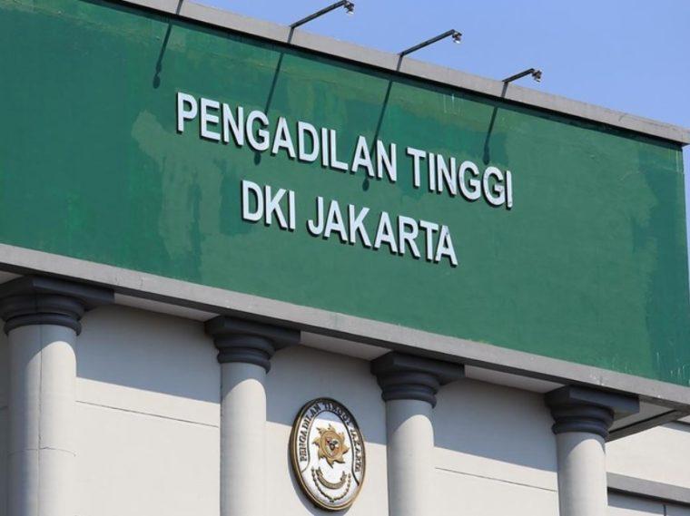 Jumlah Pengadilan Tinggi di Indonesia
