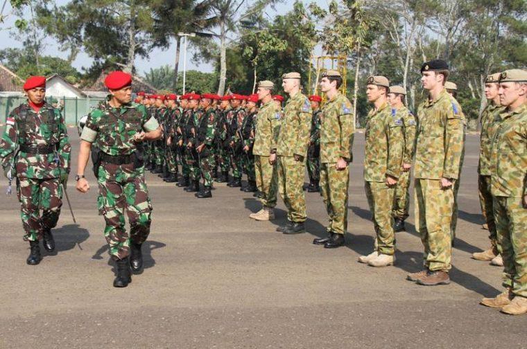 Masuk Dinas Tentara Negara Lain Tanpa Izin Presiden RI