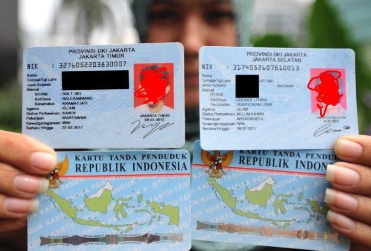 Memalsukan Kewarganegaraan Indonesia
