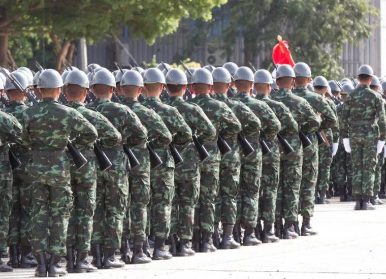 Mengatur Bidang Pertahanan Nasional
