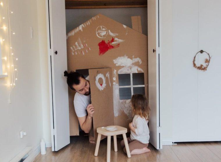 Menjadi Orang Tua yang Kreatif