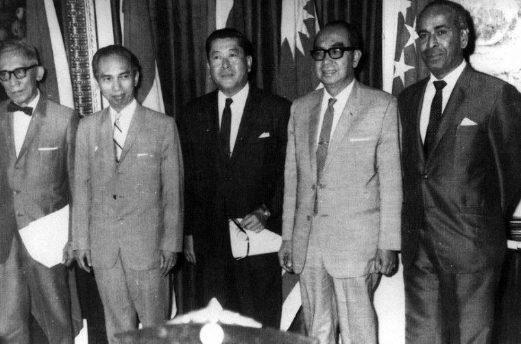 Pelopor Pendiri ASEAN