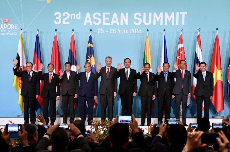 Gambar Thumbnail Peran Indonesia dalam ASEAN