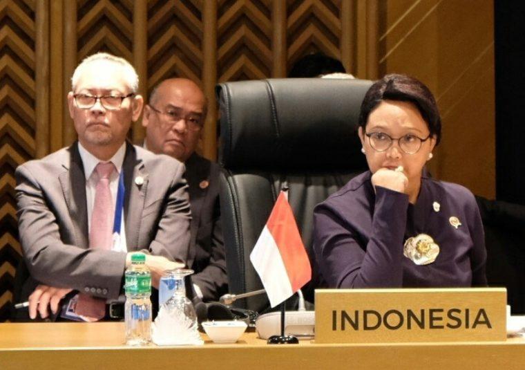 Peran Indonesia dalam Isu Laut China Selatan