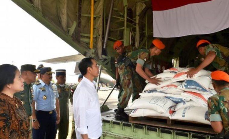 Peran Indonesia dalam Memberikan Bantuan Kemanusiaan