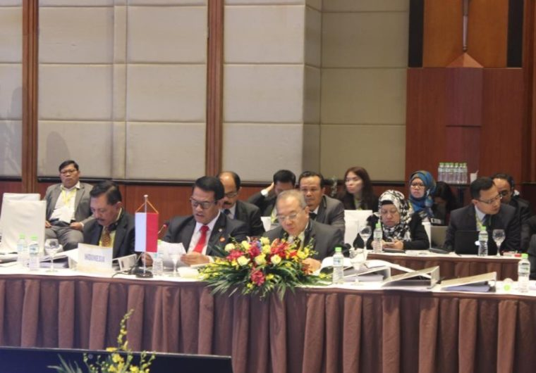 Peran Indonesia dalam Pengawasan Narkotika