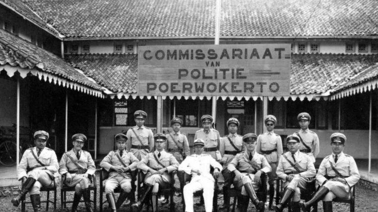 Sejarah Kepolisian Republik Indonesia