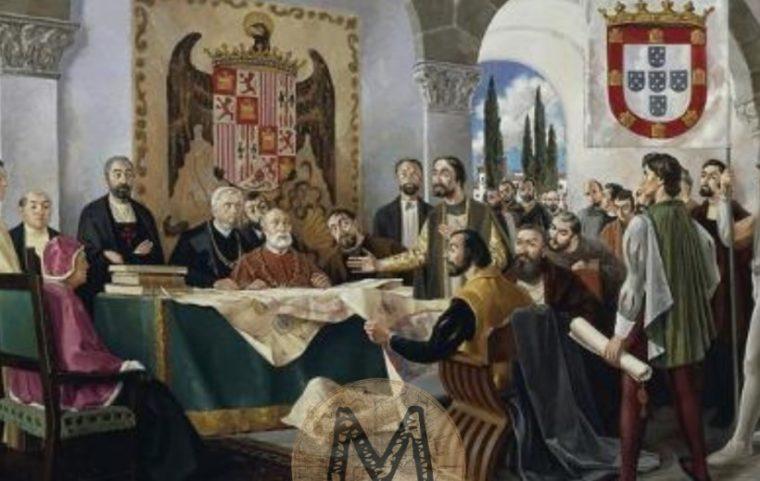 Sejarah Perjanjian Tordesillas