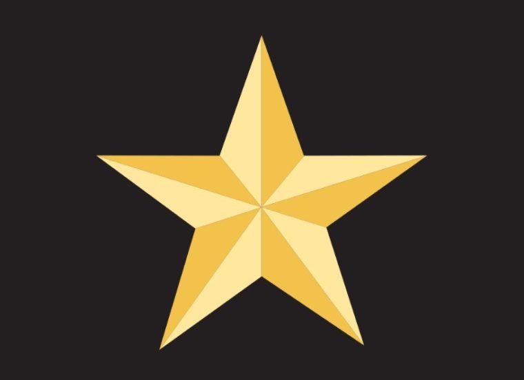 Simbol Bintang Emas