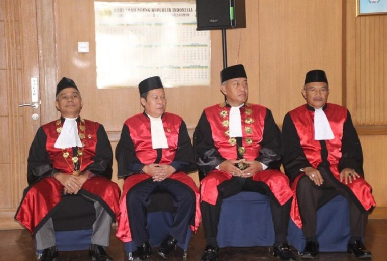Struktur Susunan Pengadilan Tinggi