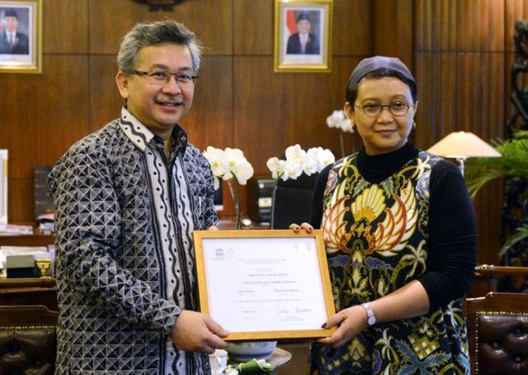 Terpilihnya Indonesia Sebagai Anggota Badan Eksekutif UNESCO