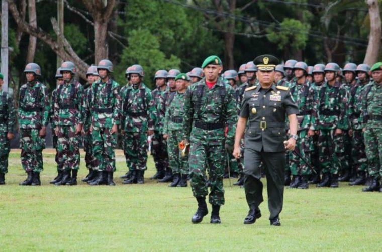 Urutan Pangkat TNI-AD
