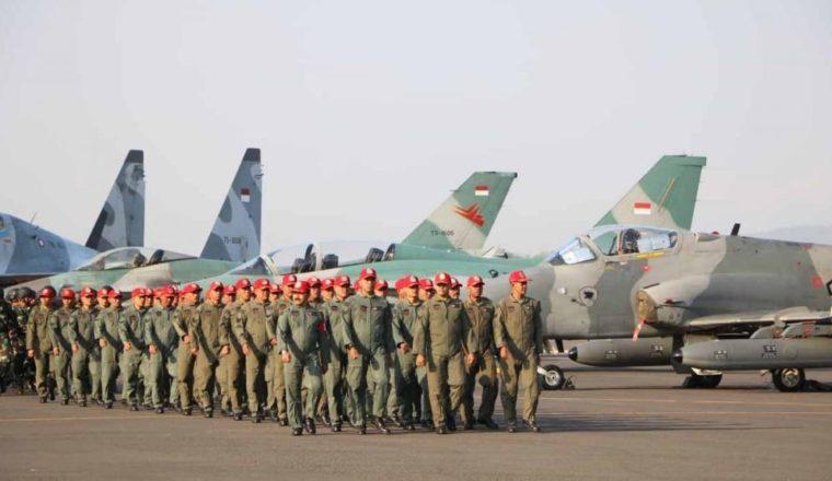 Urutan Pangkat TNI-AU