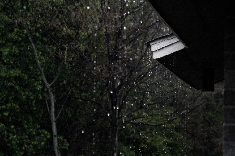 gambar hujan