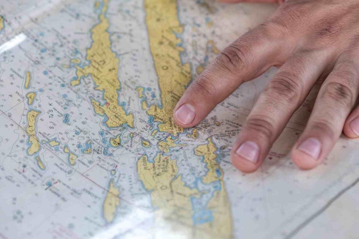 gambar kartografi