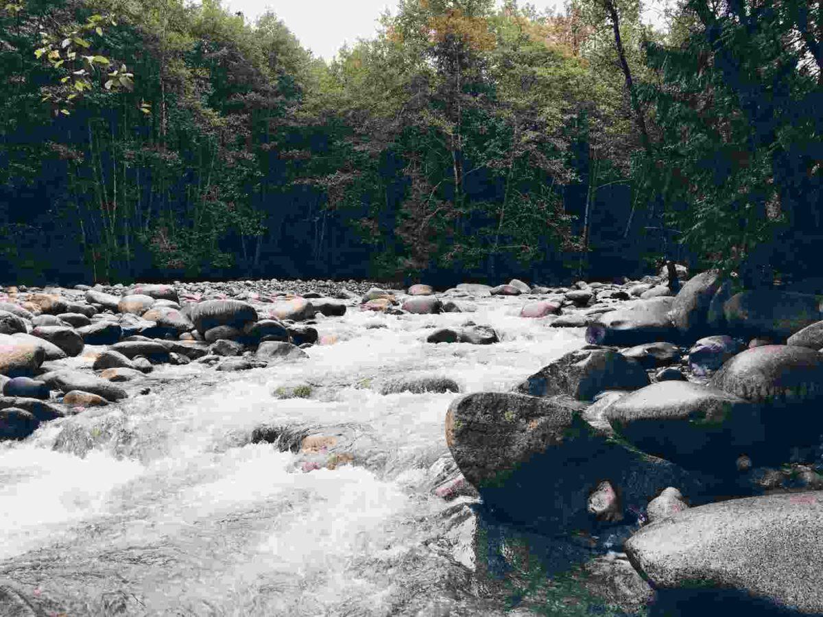 gambar hulu sungai