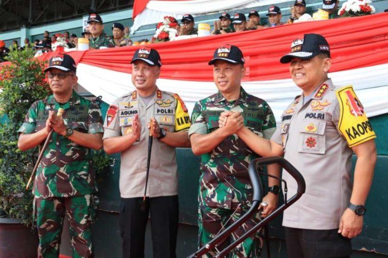 Apa Itu TNI dan POLRI