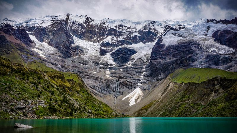 gambar bioma tundra