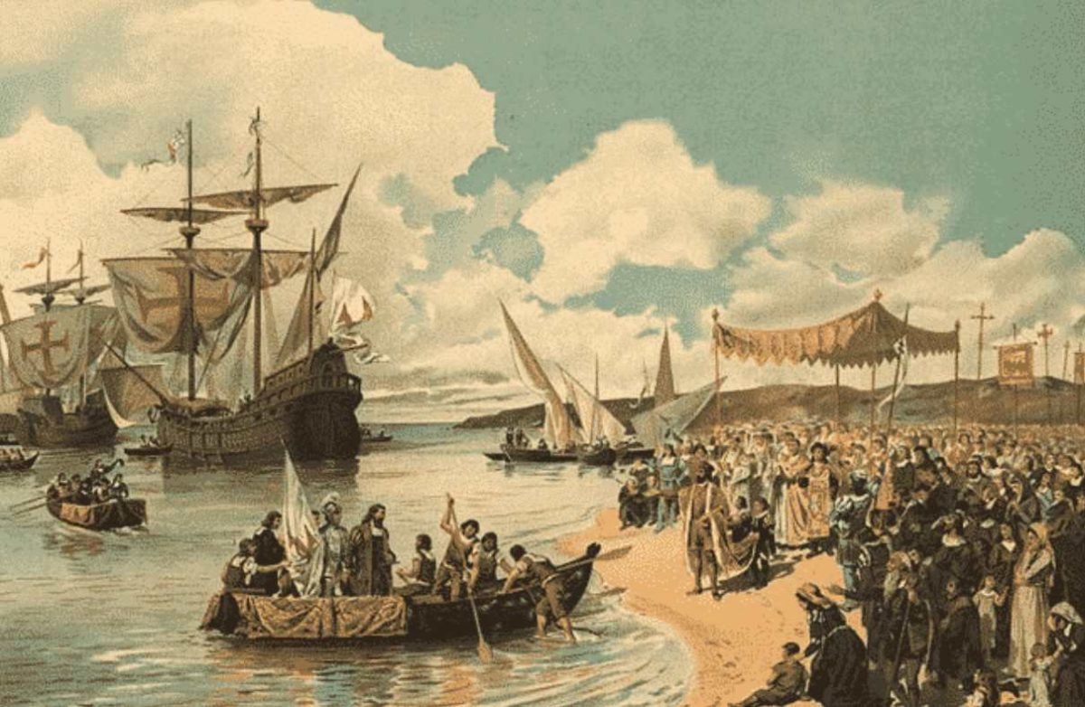 Gambar Thumbnail Kedatangan Bangsa Spanyol di Indonesia