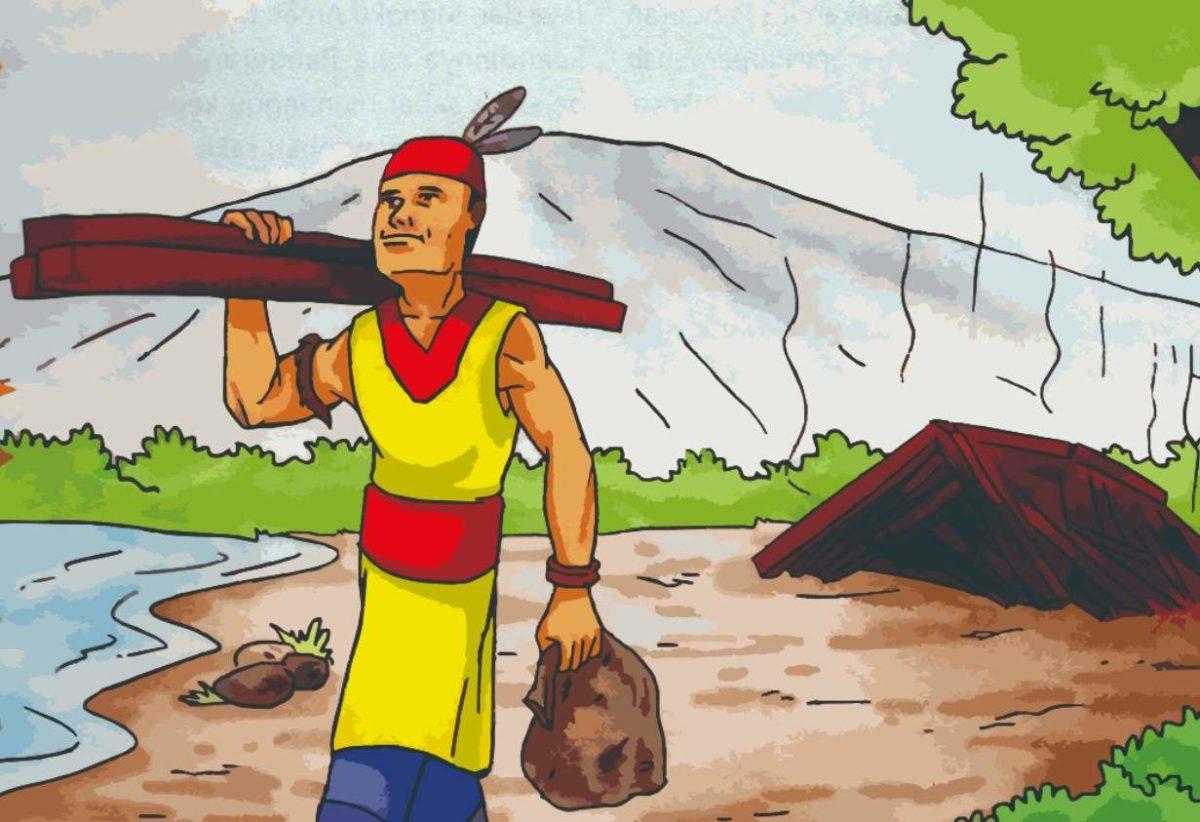 Gambar Thumbnail Teks Cerita Rakyat