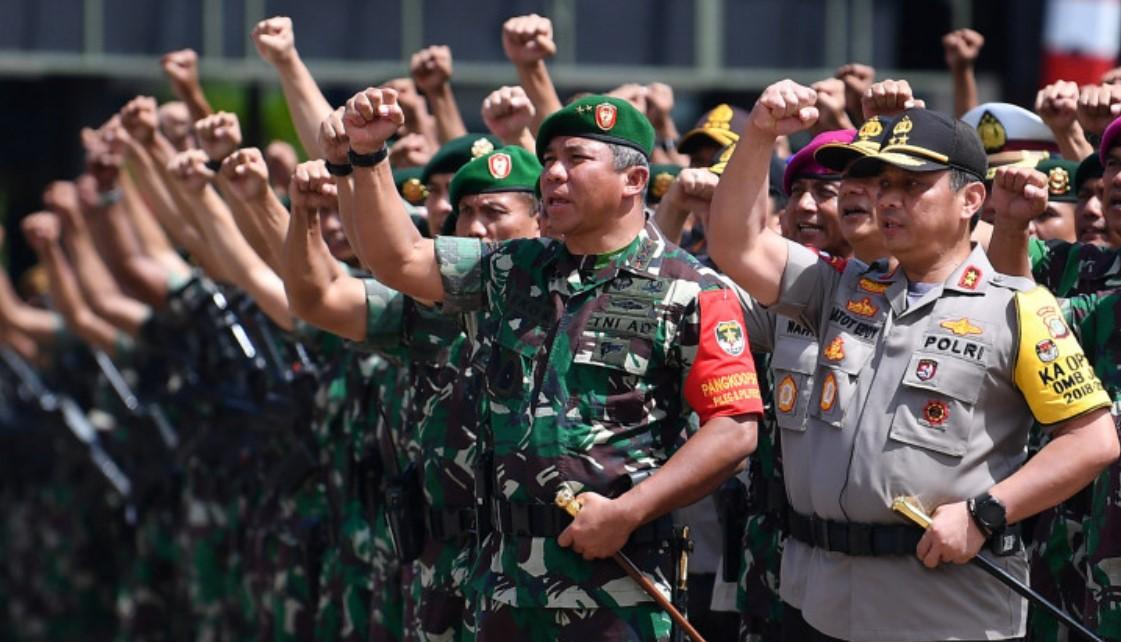 Gambar Thumbnail Tugas dan Fungsi TNI POLRI