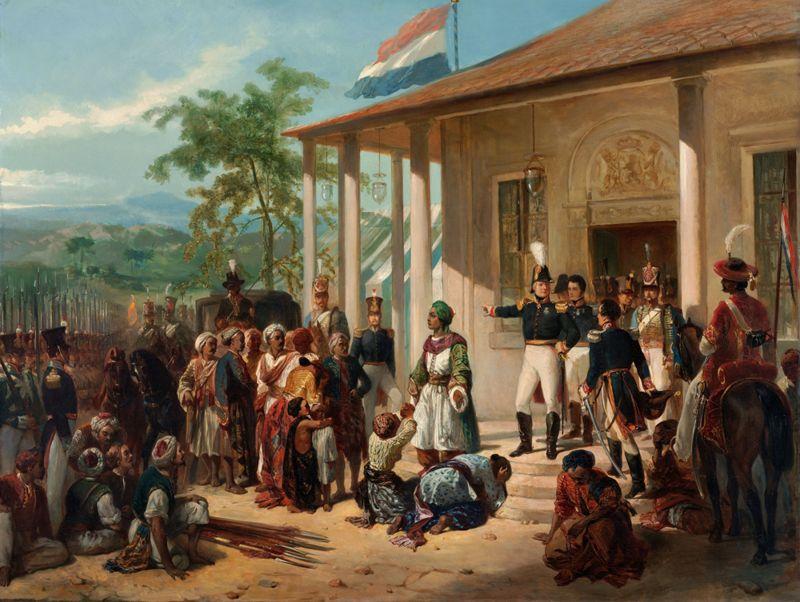 kolonialisme Belanda