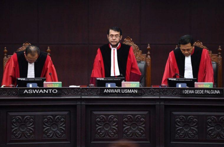 Kewajiban Mahkamah Konstitusi